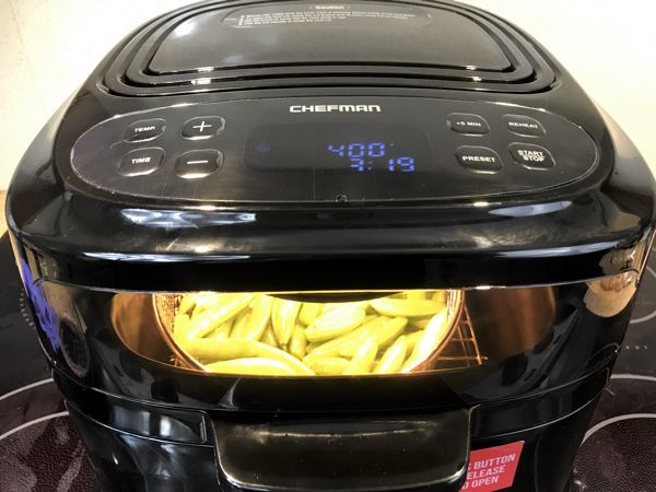 Review Chefman 6 5 Qt Air Fryer Writing Research