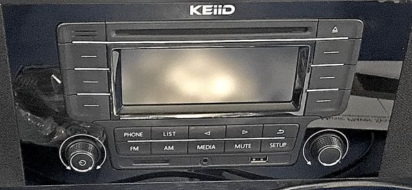 Review: Keiid Boombox with VW Radio, Bluetooth, Wooden Cabinet, and